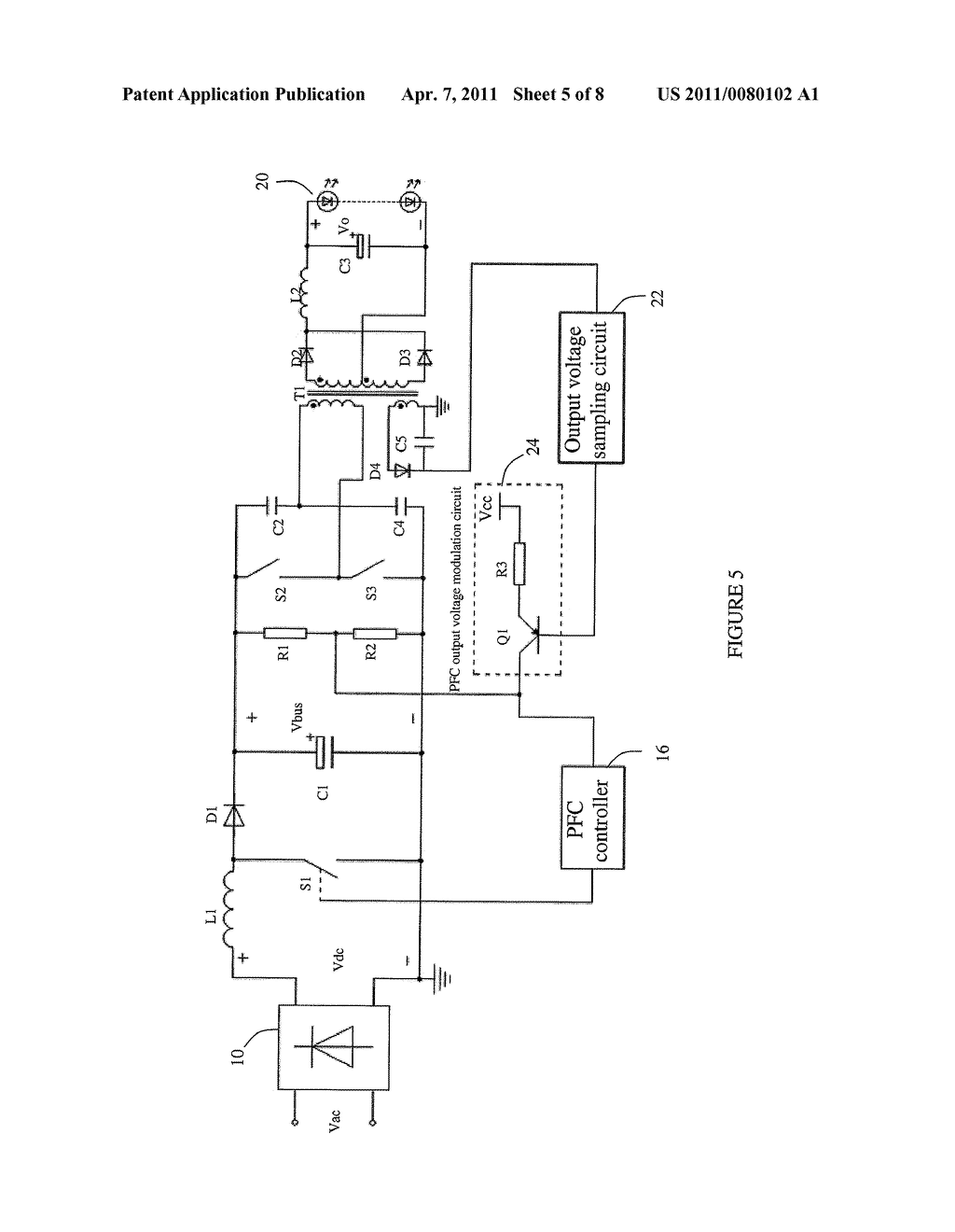 High Efficiency Constant Current Led Driver Diagram Schematic Of Circuit And Image 06