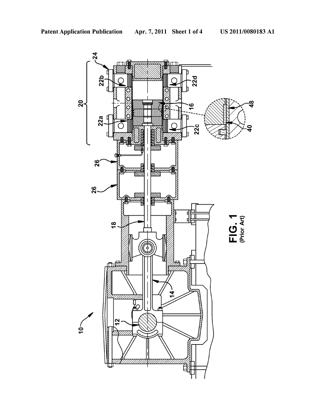 APPARATUS AND METHOD FOR DIRECT MEASUREMENT OF RECIPROCATING