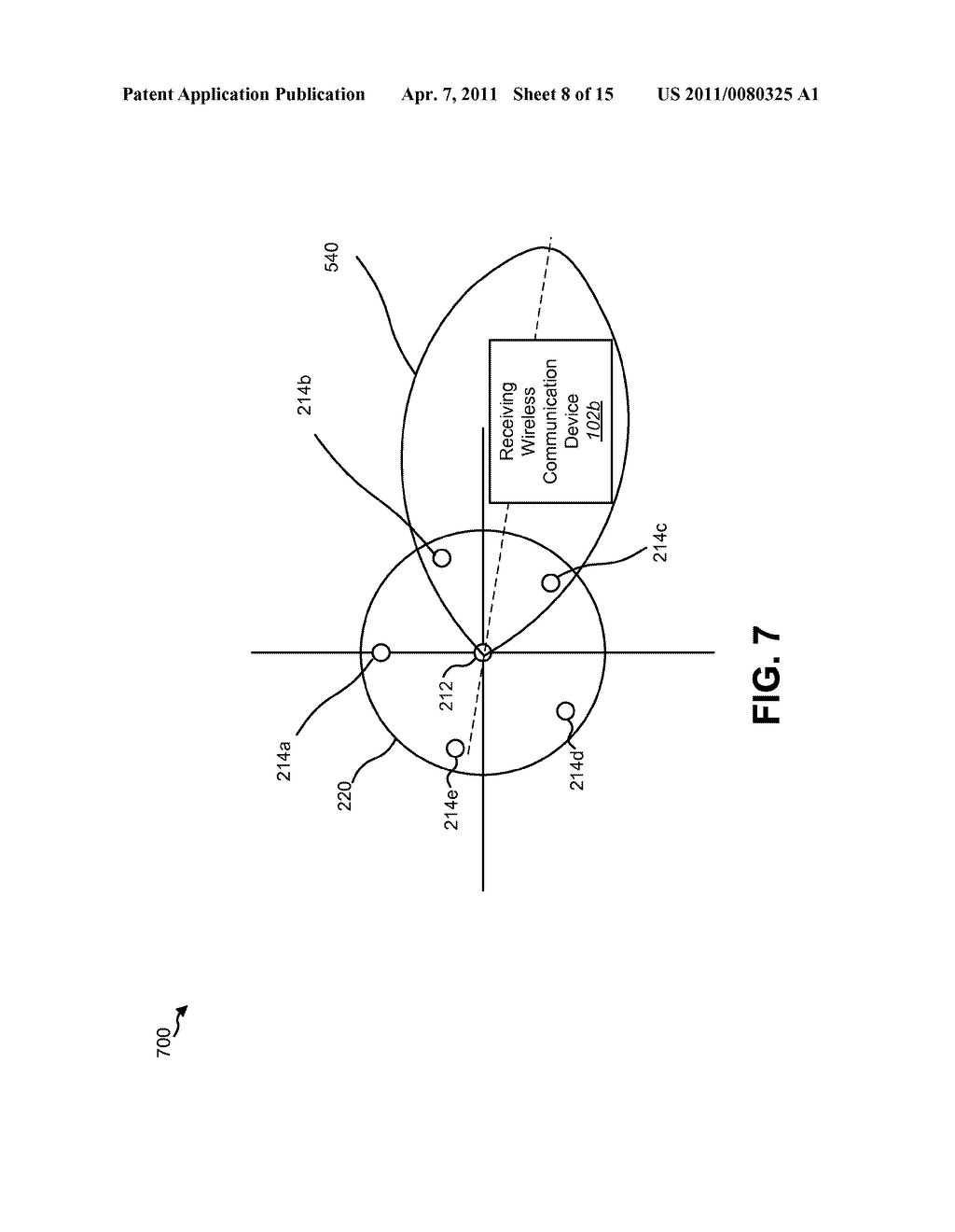 METHODS AND APPARATUS FOR BEAM STEERING USING STEERABLE BEAM ANTENNAS WITH SWITCHED PARASITIC ELEMENTS - diagram, schematic, and image 09