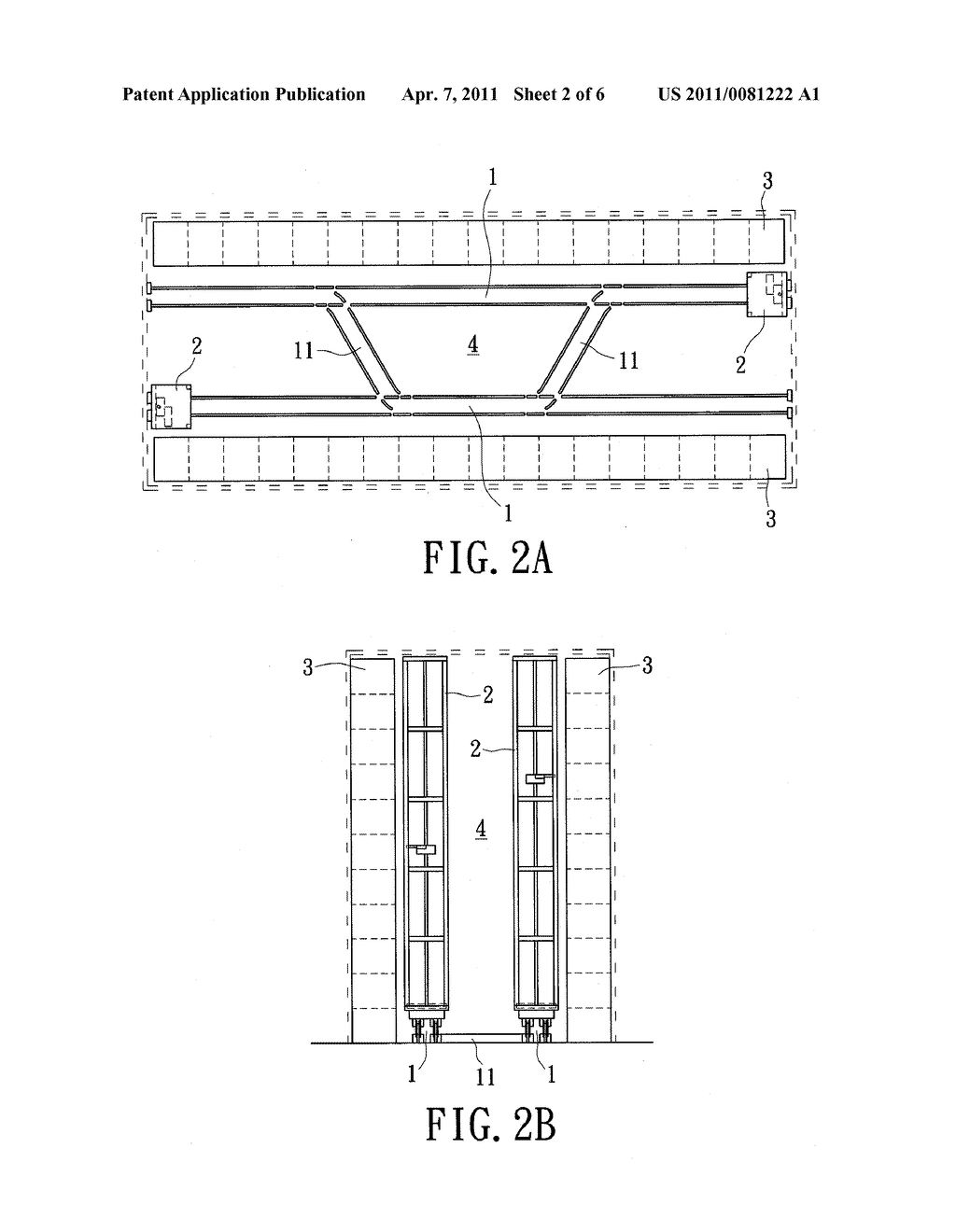 MULTI-TRACK HANDLING AND STORAGE APPARATUS AND METHOD THEREOF - diagram, schematic, and image 03