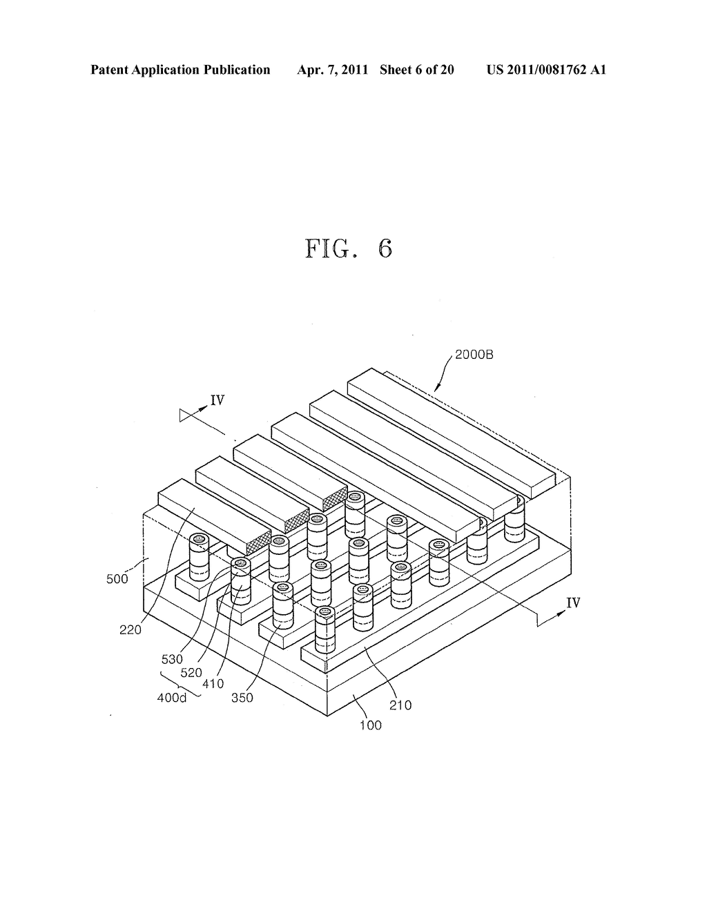 Methods of fabricating non-volatile memory devices with discrete resistive memory material regions - diagram, schematic, and image 07