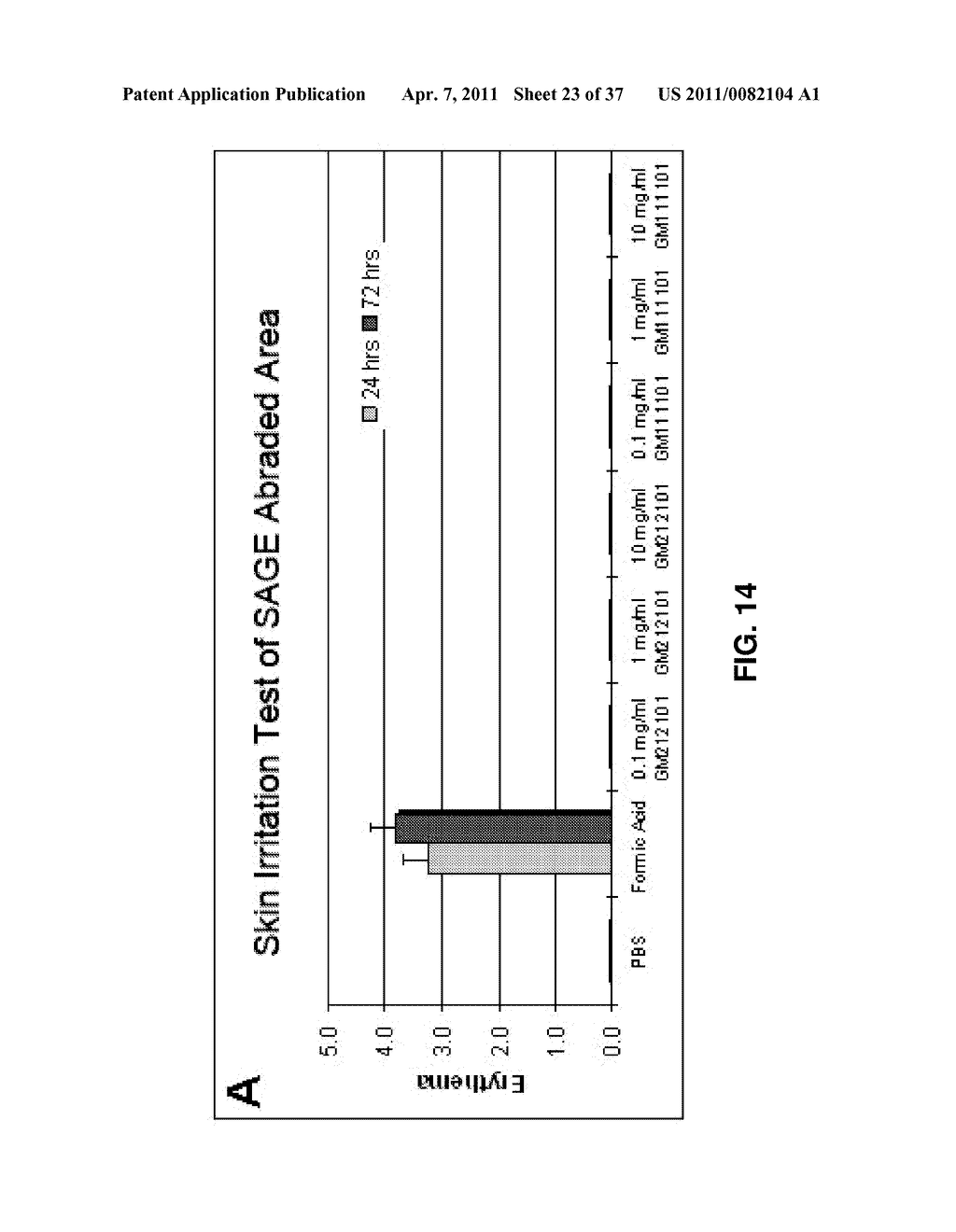 ALKYLATED SEMI SYNTHETIC GLYCOSAMINOGLYCOSAN ETHERS, AND METHODS FOR MAKING AND USING THEREOF - diagram, schematic, and image 24