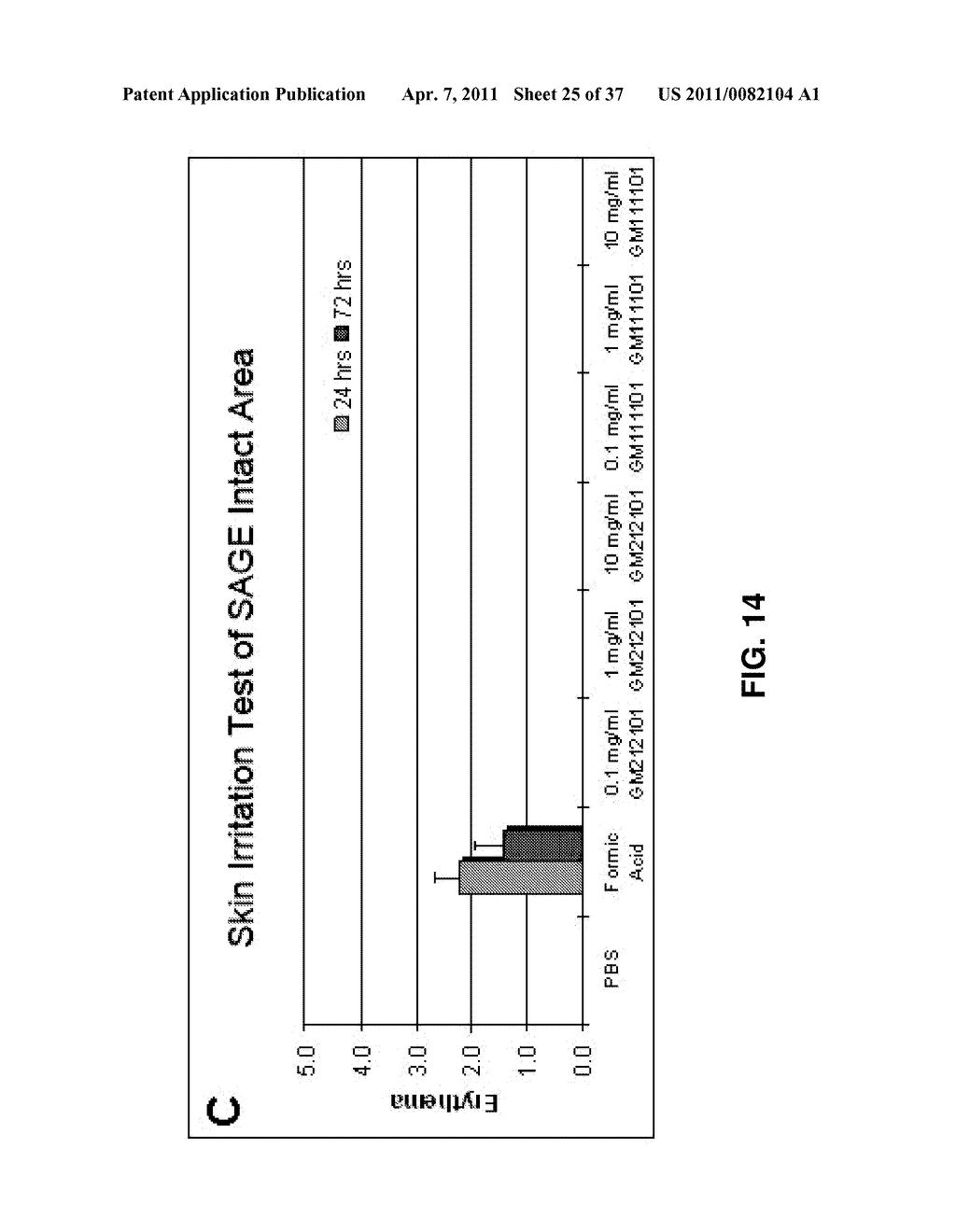 ALKYLATED SEMI SYNTHETIC GLYCOSAMINOGLYCOSAN ETHERS, AND METHODS FOR MAKING AND USING THEREOF - diagram, schematic, and image 26