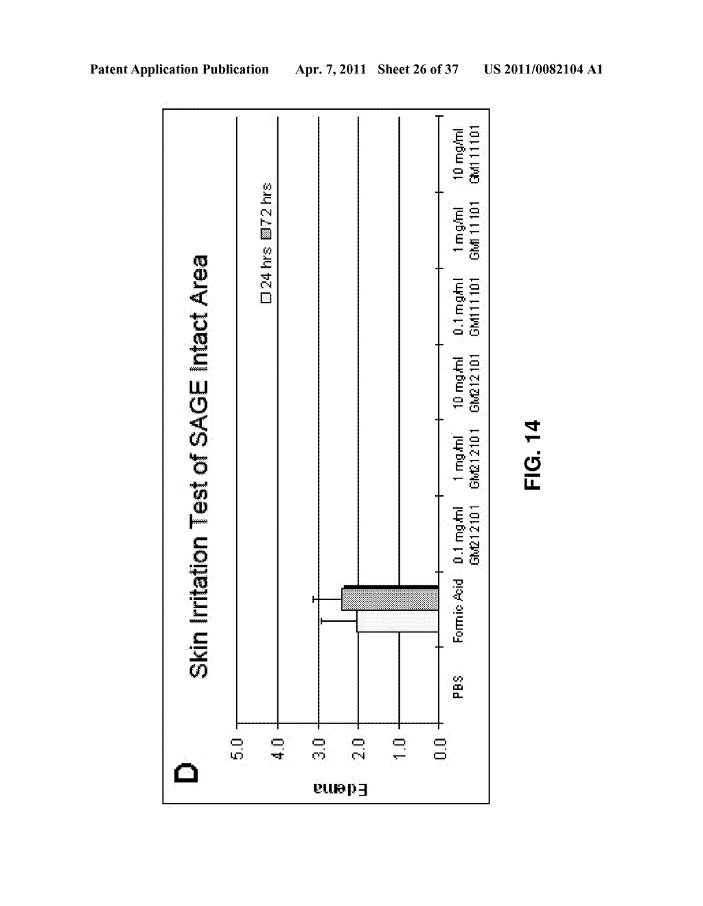 ALKYLATED SEMI SYNTHETIC GLYCOSAMINOGLYCOSAN ETHERS, AND METHODS FOR MAKING AND USING THEREOF - diagram, schematic, and image 27