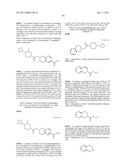 PIPERAZINYL OXOALKYL TETRAHYDROISOQUINOLINES AND RELATED ANALOGUES diagram and image