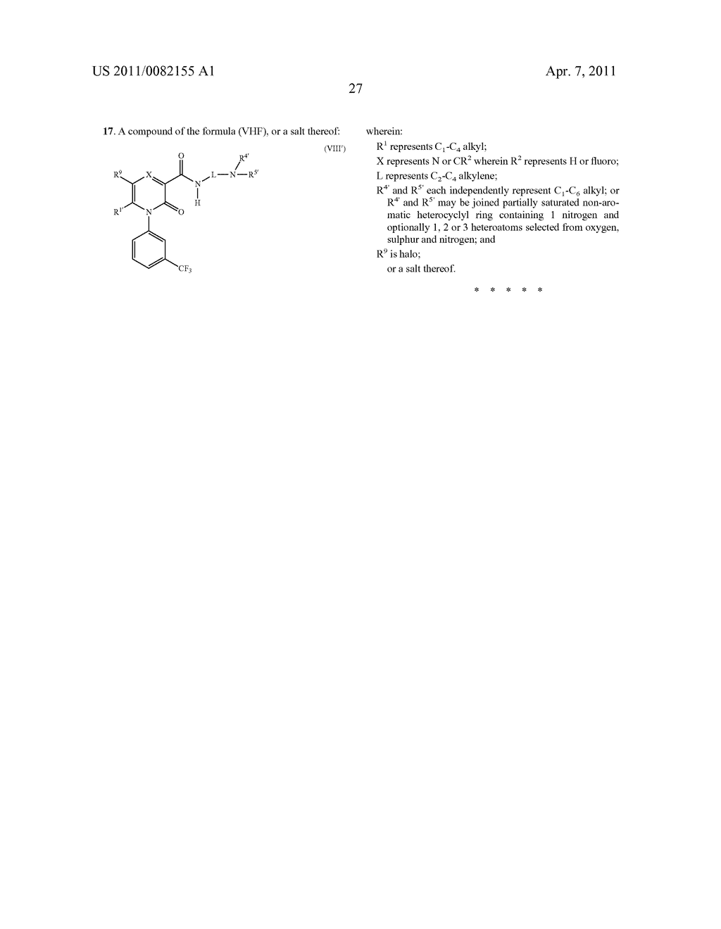 Novel 2-Pyridone Compounds - diagram, schematic, and image 28