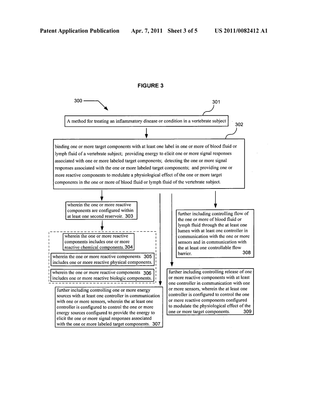 Device for actively removing a target component from blood or lymph of a vertebrate subject - diagram, schematic, and image 04