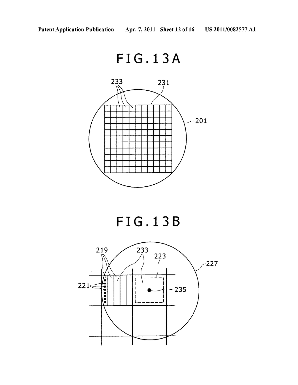 SHAPE SIMULATION APPARATUS, SHAPE SIMULATION PROGRAM, SEMICONDUCTOR PRODUCTION APPARATUS, AND SEMICONDUCTOR DEVICE PRODUCTION METHOD - diagram, schematic, and image 13
