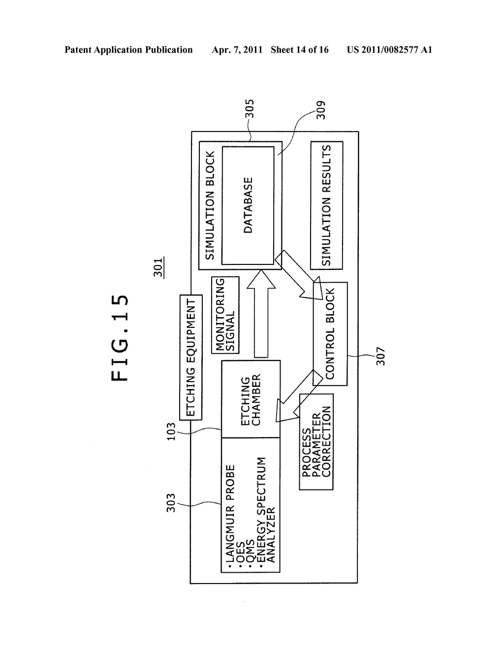 SHAPE SIMULATION APPARATUS, SHAPE SIMULATION PROGRAM, SEMICONDUCTOR PRODUCTION APPARATUS, AND SEMICONDUCTOR DEVICE PRODUCTION METHOD - diagram, schematic, and image 15