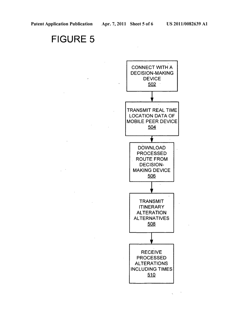 Method and system for interactive mapping to provide goal-oriented instructions - diagram, schematic, and image 06