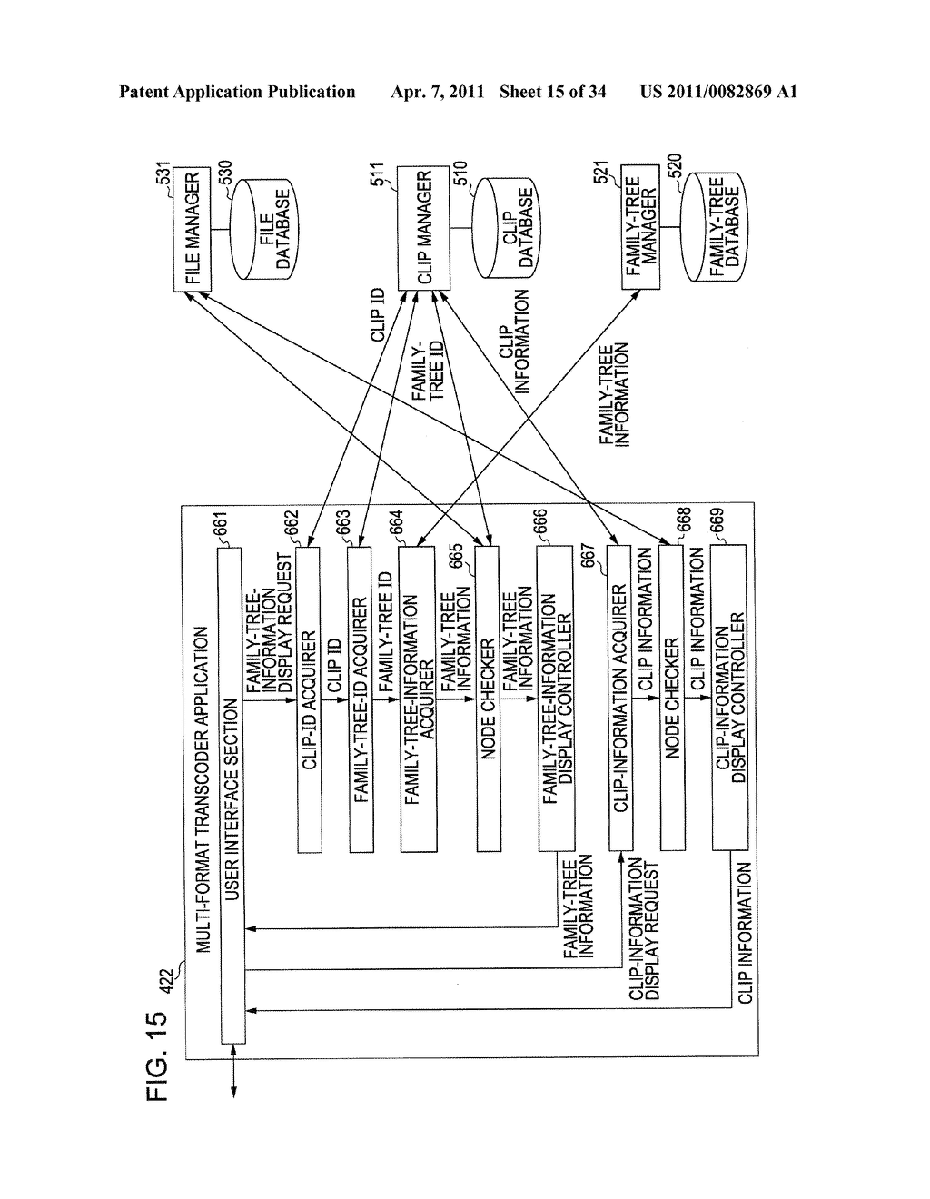 DEVICE AND METHOD FOR PROCESSING INFORMATION - diagram, schematic, and image 16
