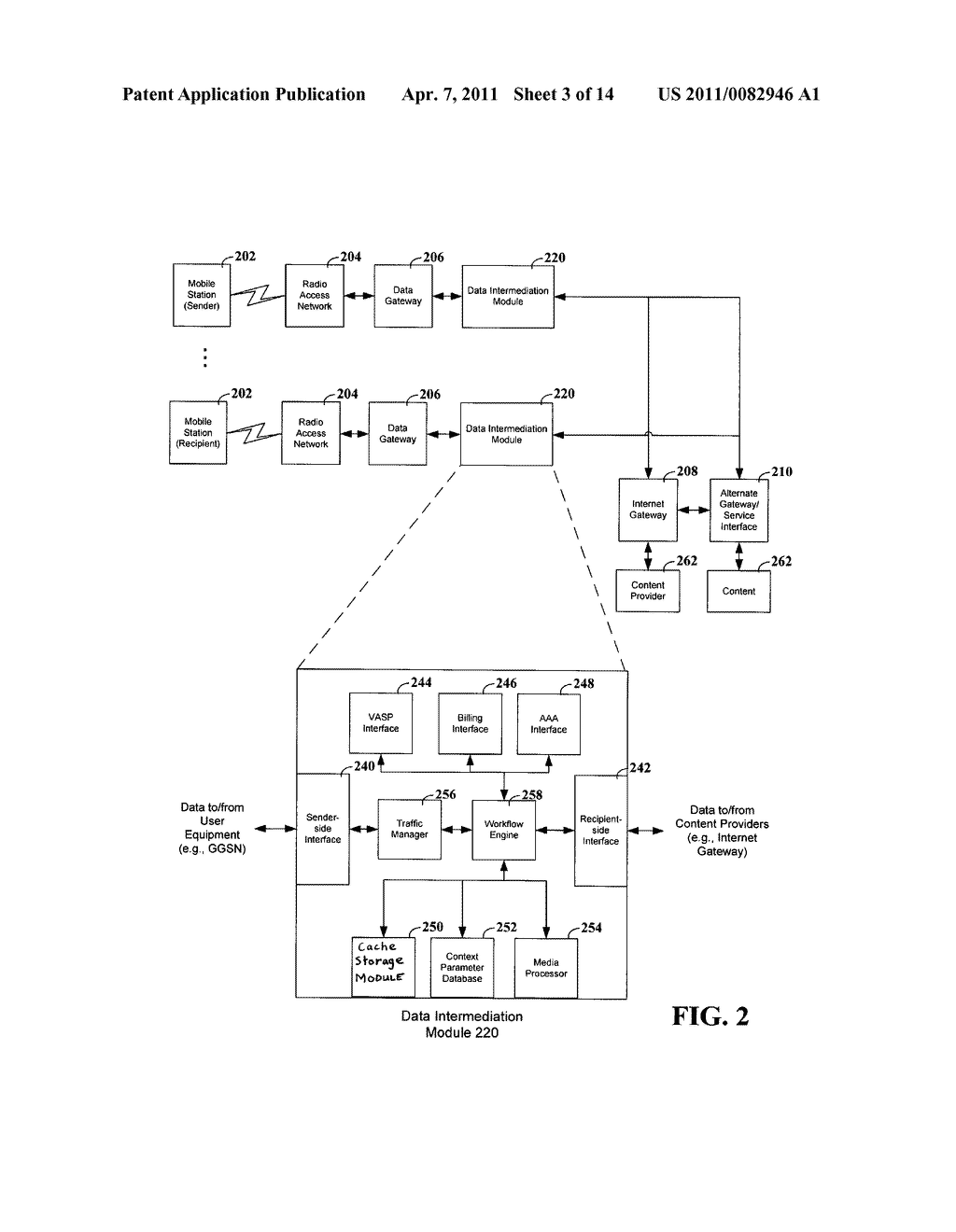 MANAGING NETWORK TRAFFIC USING INTERMEDIATE FLOW CONTROL - diagram, schematic, and image 04