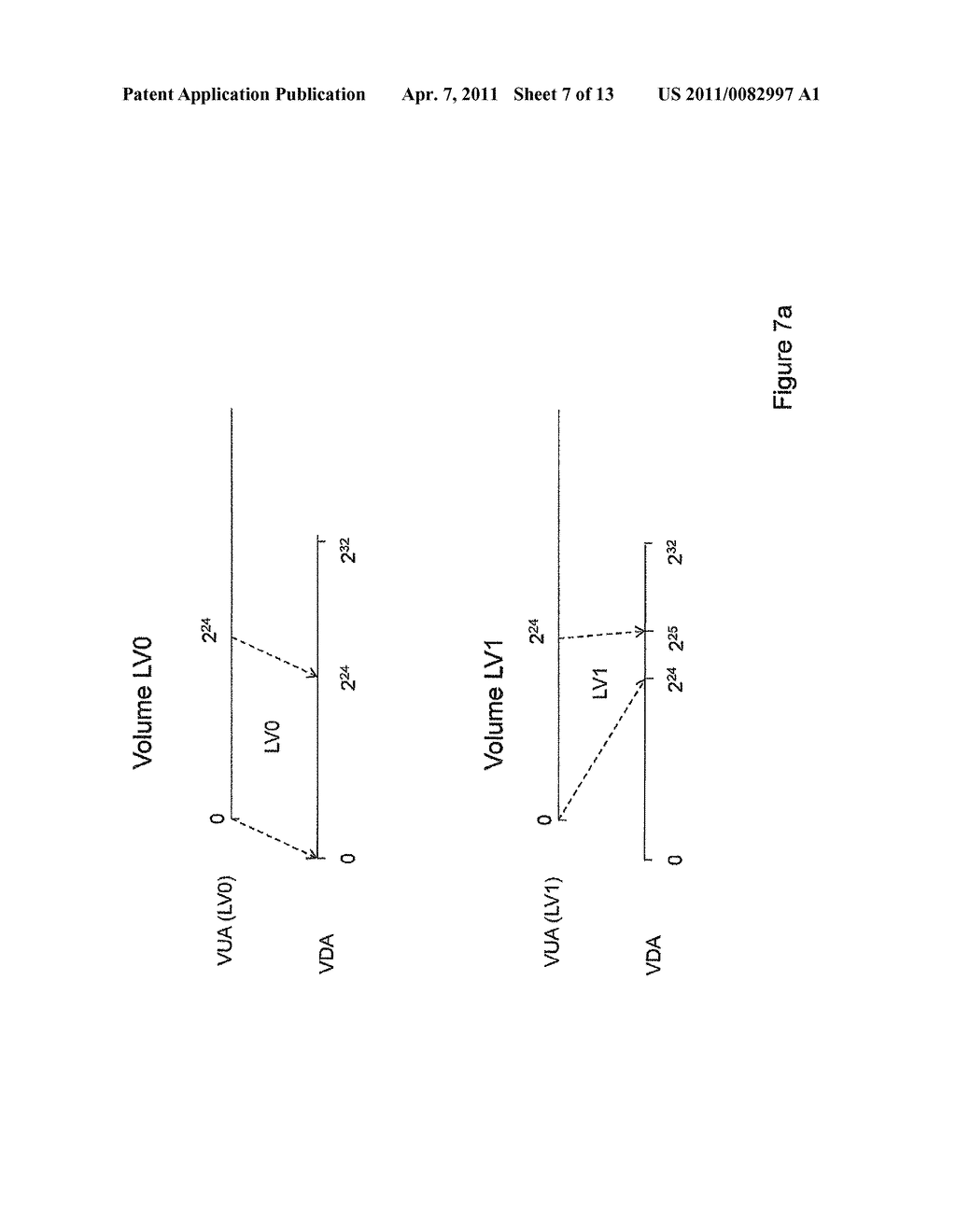VIRTUALIZED STORAGE SYSTEM AND METHOD OF OPERATING THEREOF - diagram, schematic, and image 08