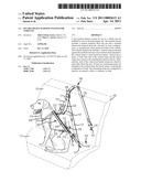 Pet Restraint Harness System for Vehicles diagram and image