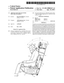AIRCRAFT EJECTION SEAT WITH MOVEABLE HEADREST diagram and image