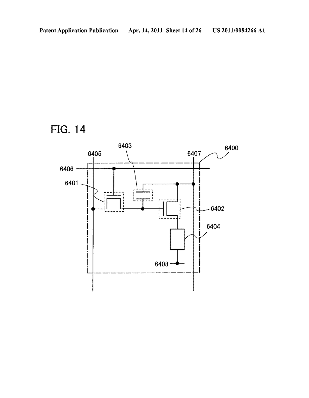 SEMICONDUCTOR DEVICE, DISPLAY DEVICE, AND ELECTRONIC APPLIANCE - diagram, schematic, and image 15