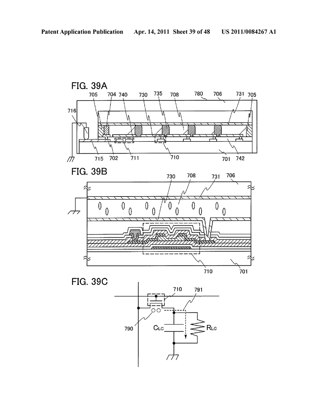 SEMICONDUCTOR DEVICE AND METHOD FOR MANUFACTURING THE SAME - diagram, schematic, and image 40