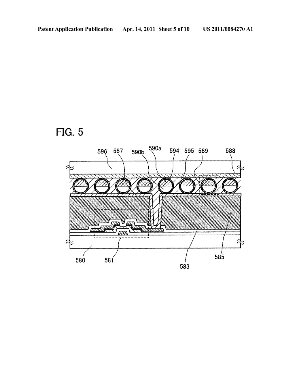 SEMICONDUCTOR DEVICE AND METHOD FOR MANUFACTURING THE SEMICONDUCTOR DEVICE - diagram, schematic, and image 06