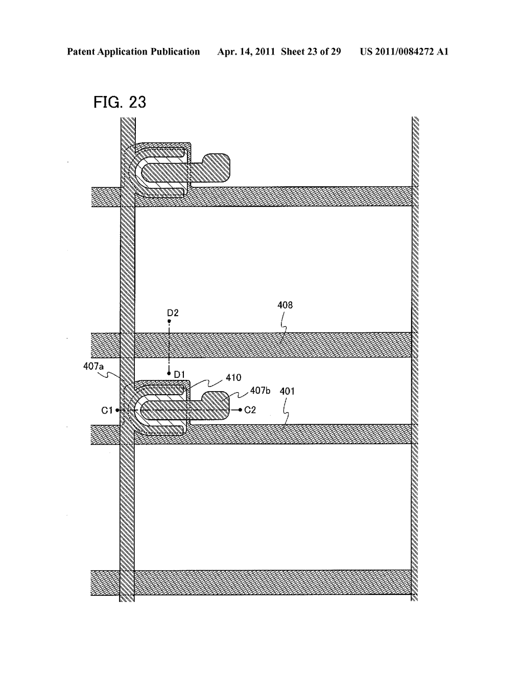 SEMICONDUCTOR DEVICE AND METHOD FOR MANUFACTURING THE SAME - diagram, schematic, and image 24