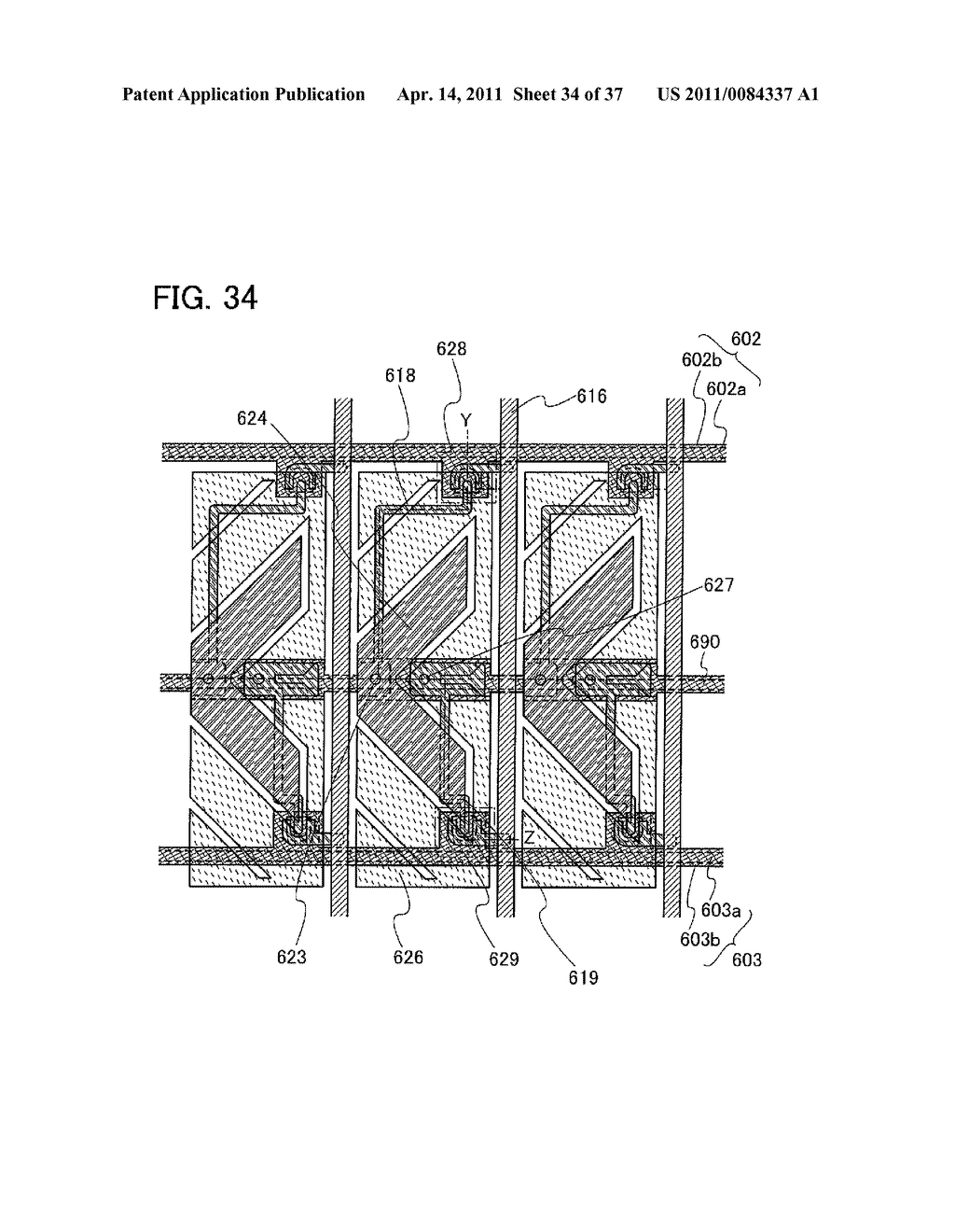 SEMICONDUCTOR DEVICE AND METHOD FOR MANUFACTURING THE SAME - diagram, schematic, and image 35