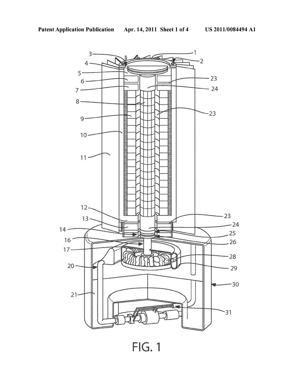 wind turbine diagram wind generators