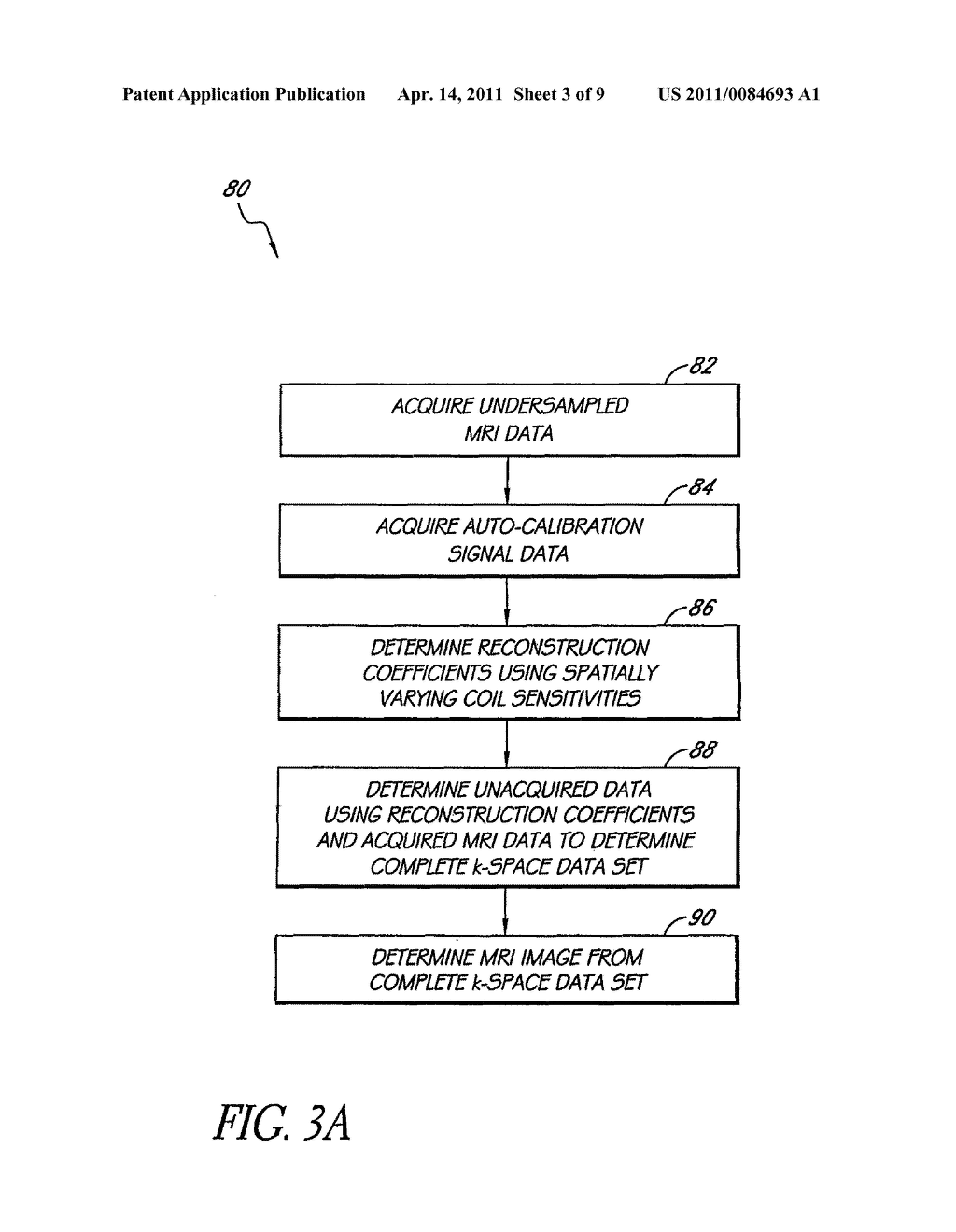 SYSTEMS AND METHODS FOR IMAGE RECONSTRUCTION OF SENSITIVITY ENCODED MRI DATA - diagram, schematic, and image 04