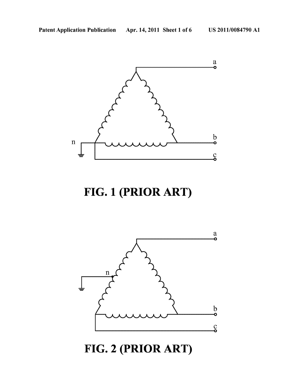 NEUTRAL-GROUNDED STRUCTURE FOR DELTA-CONNECTED WINDINGS AND METHOD THEREOF - diagram, schematic, and image 02