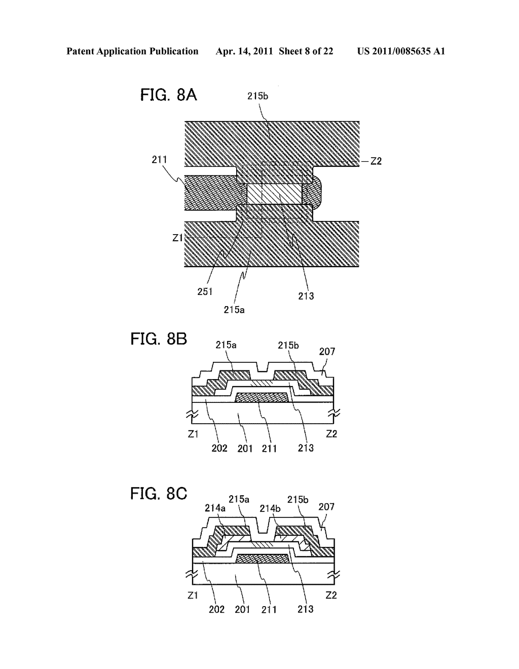SHIFT REGISTER AND DISPLAY DEVICE AND DRIVING METHOD THEREOF - diagram, schematic, and image 09