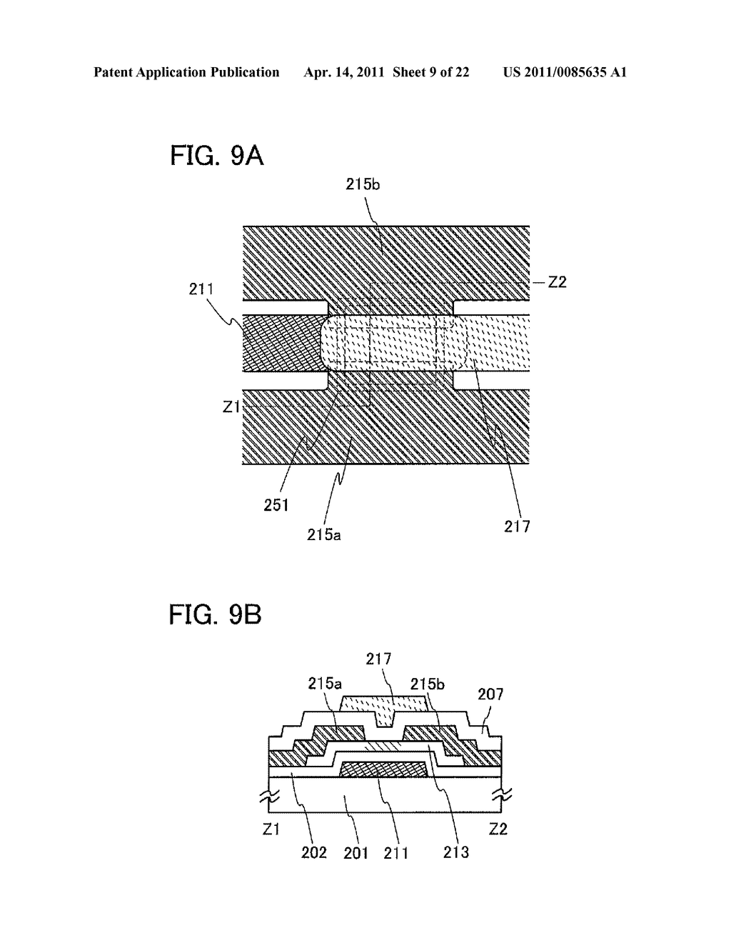 SHIFT REGISTER AND DISPLAY DEVICE AND DRIVING METHOD THEREOF - diagram, schematic, and image 10