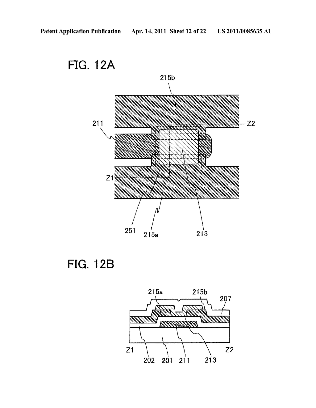 SHIFT REGISTER AND DISPLAY DEVICE AND DRIVING METHOD THEREOF - diagram, schematic, and image 13