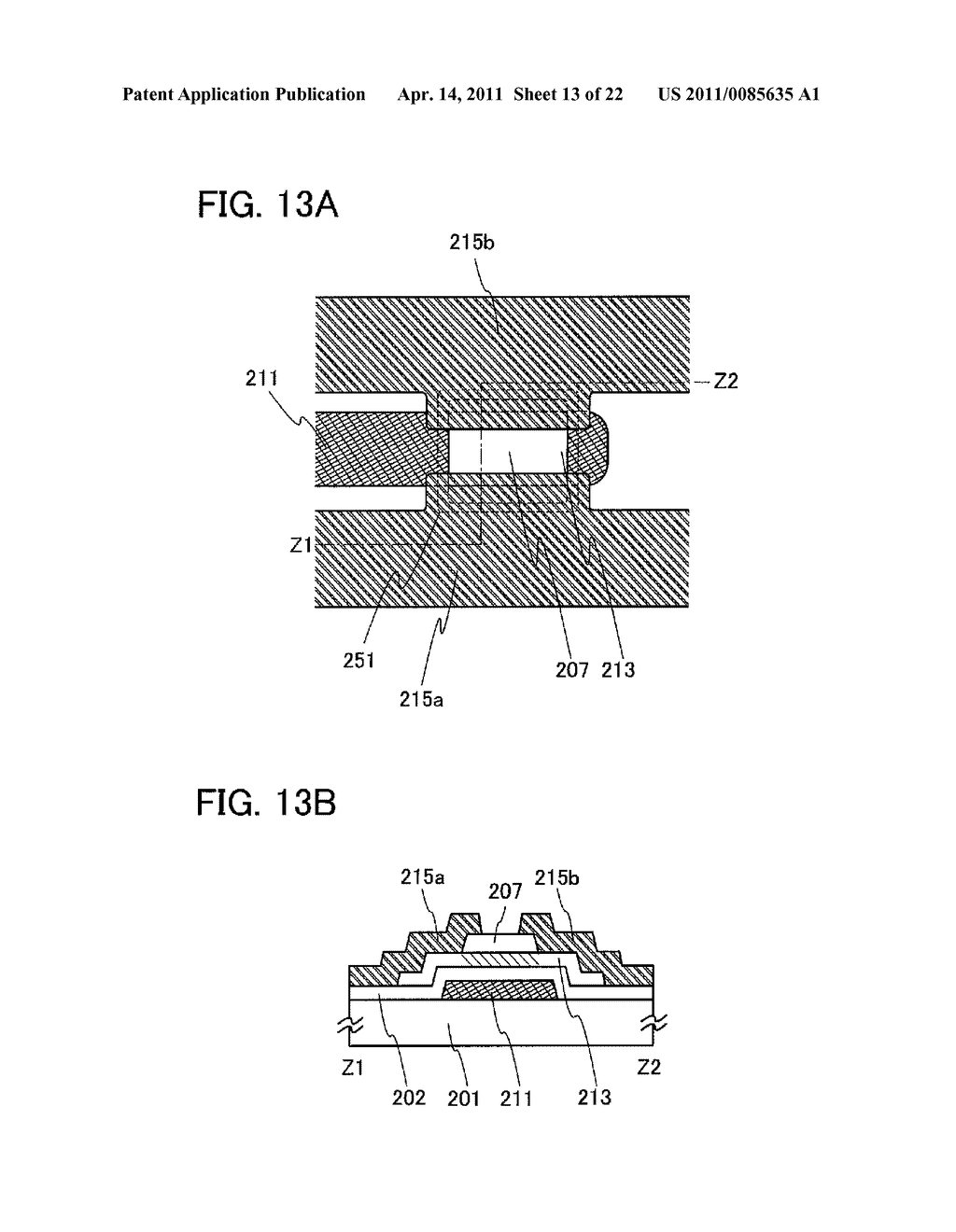 SHIFT REGISTER AND DISPLAY DEVICE AND DRIVING METHOD THEREOF - diagram, schematic, and image 14