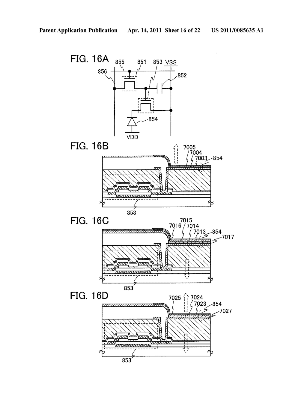 SHIFT REGISTER AND DISPLAY DEVICE AND DRIVING METHOD THEREOF - diagram, schematic, and image 17
