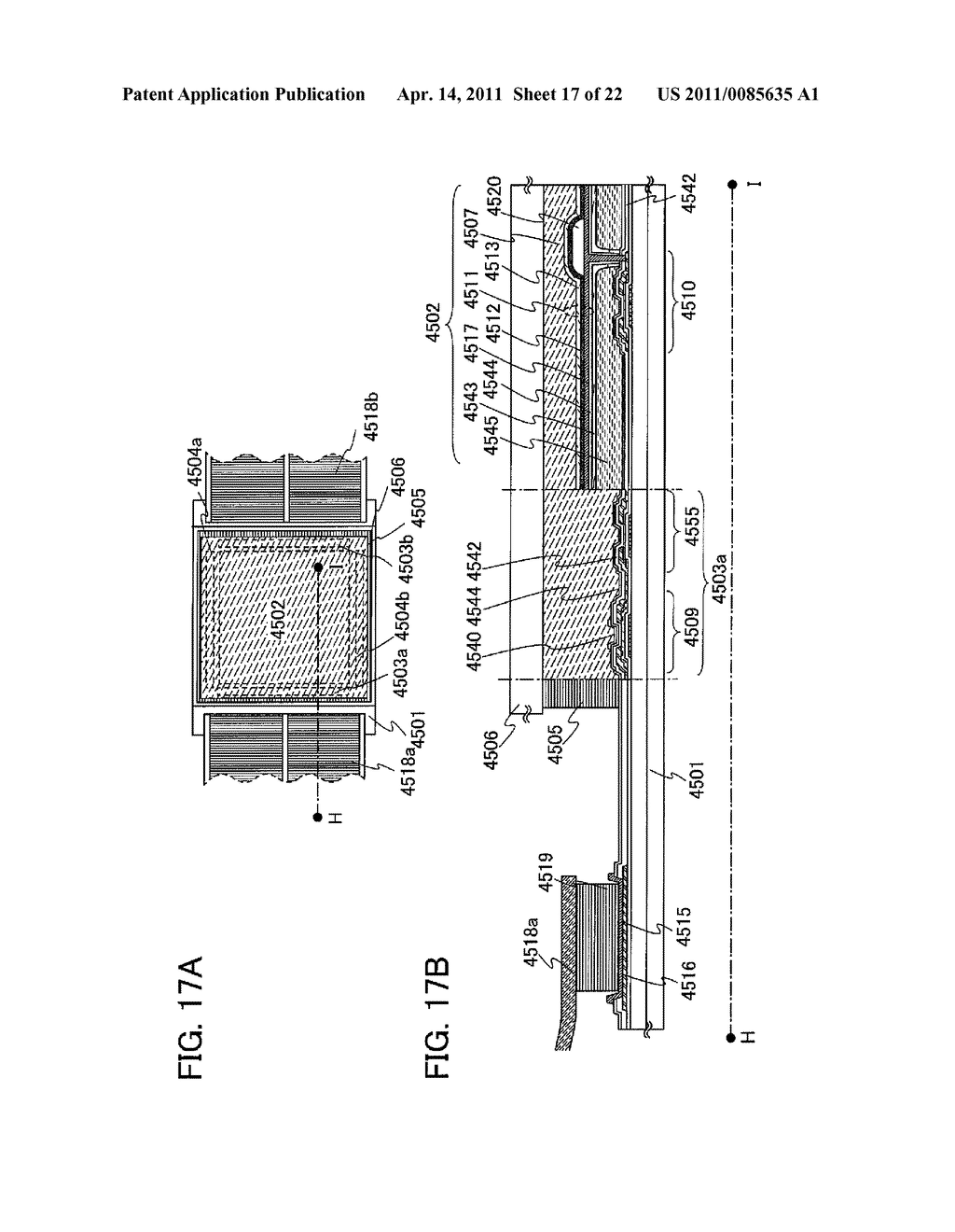 SHIFT REGISTER AND DISPLAY DEVICE AND DRIVING METHOD THEREOF - diagram, schematic, and image 18
