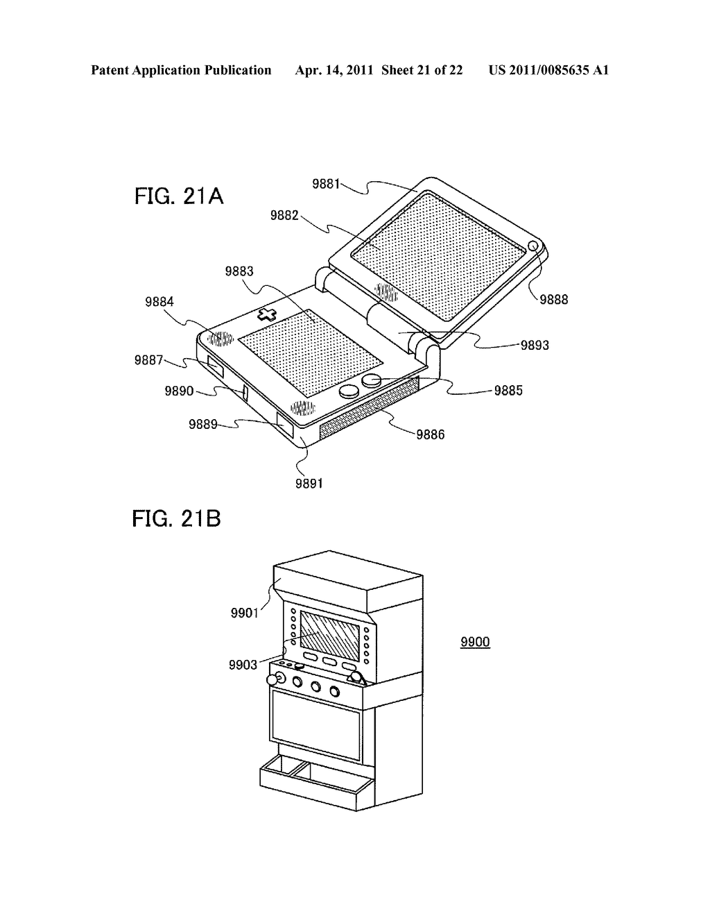 SHIFT REGISTER AND DISPLAY DEVICE AND DRIVING METHOD THEREOF - diagram, schematic, and image 22