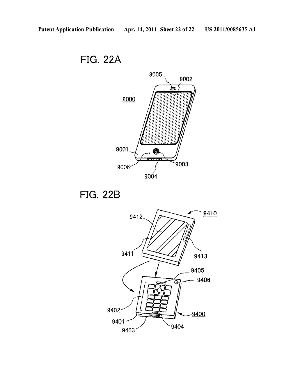 SHIFT REGISTER AND DISPLAY DEVICE AND DRIVING METHOD THEREOF - diagram, schematic, and image 23