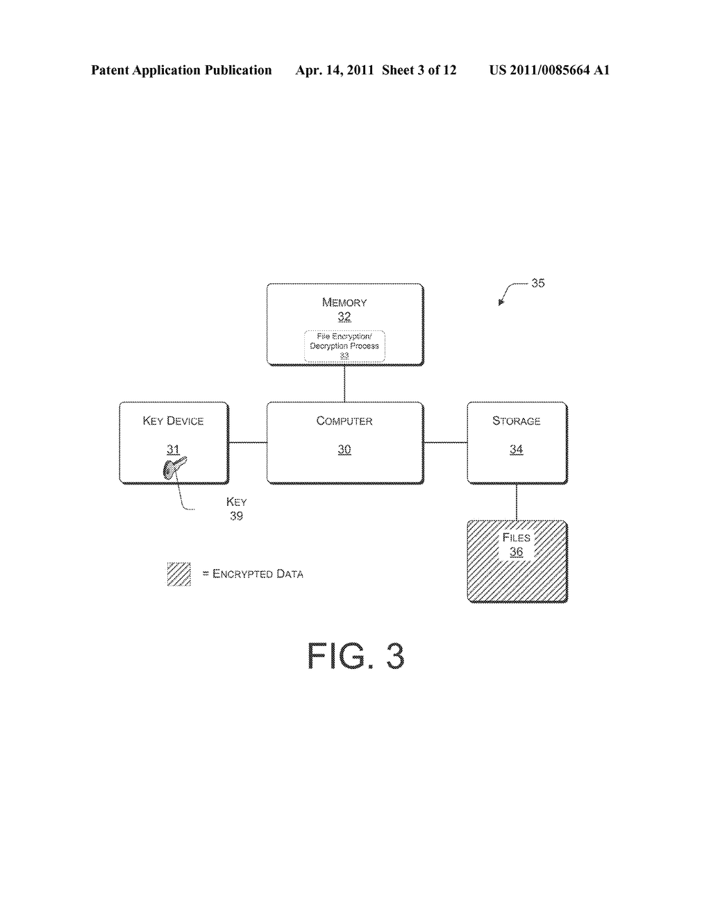 SYSTEMS AND METHODS FOR MANAGING MULTIPLE KEYS FOR FILE ENCRYPTION AND DECRYPTION - diagram, schematic, and image 04