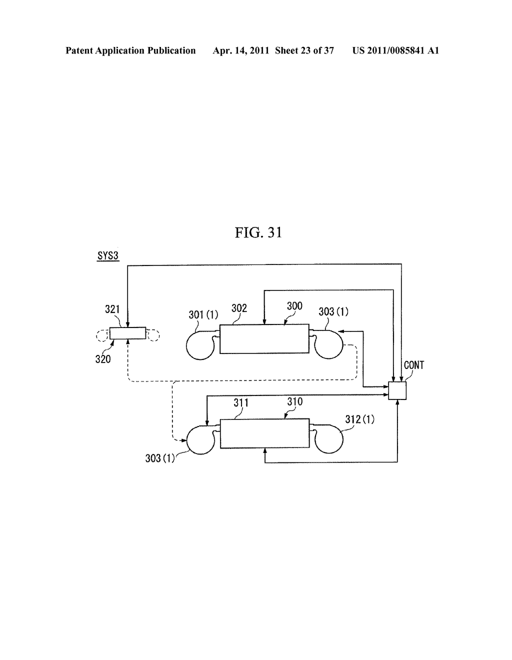 SUBSTRATE CARTRIDGE, SUBSTRATE PROCESSING APPARATUS, SUBSTRATE PROCESSING SYSTEM, CONTROL APPARATUS, AND METHOD OF MANUFACTURING DISPLAY ELEMENT - diagram, schematic, and image 24