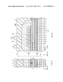 Magnetic device, perpendicular magnetic recording head, magnetic recording system, method of forming magnetic layer pattern, and method of manufacturing perpendicular magnetic recording head diagram and image