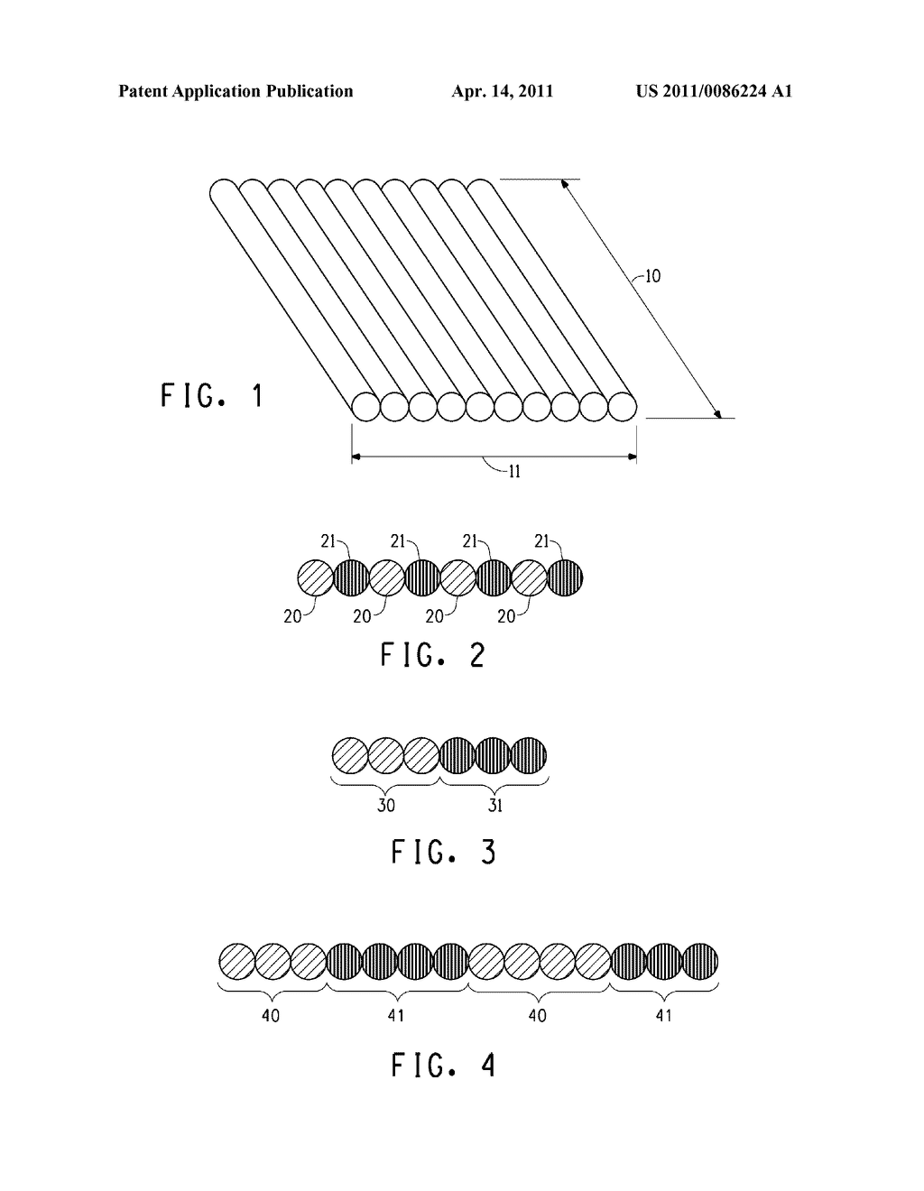 Sheet and Method of Making Sheet for Support Structures and Tires - diagram, schematic, and image 02