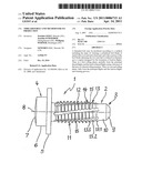 THREADED BOLT AND METHOD FOR ITS PRODUCTION diagram and image