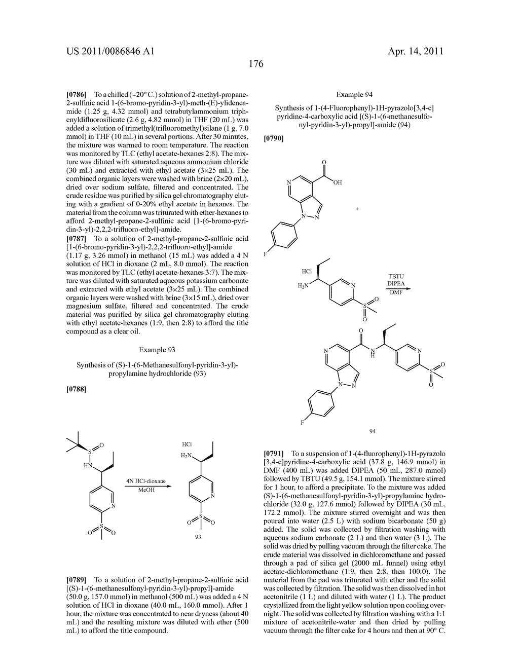 Azaindazole Compounds As CCR1 Receptor Antagonists - diagram, schematic, and image 177