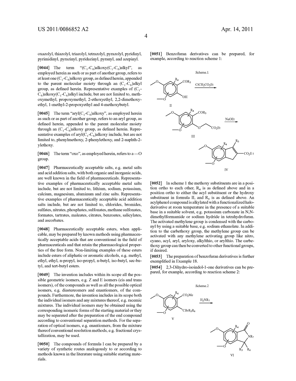 PHARMACEUTICAL COMPOUNDS - diagram, schematic, and image 05