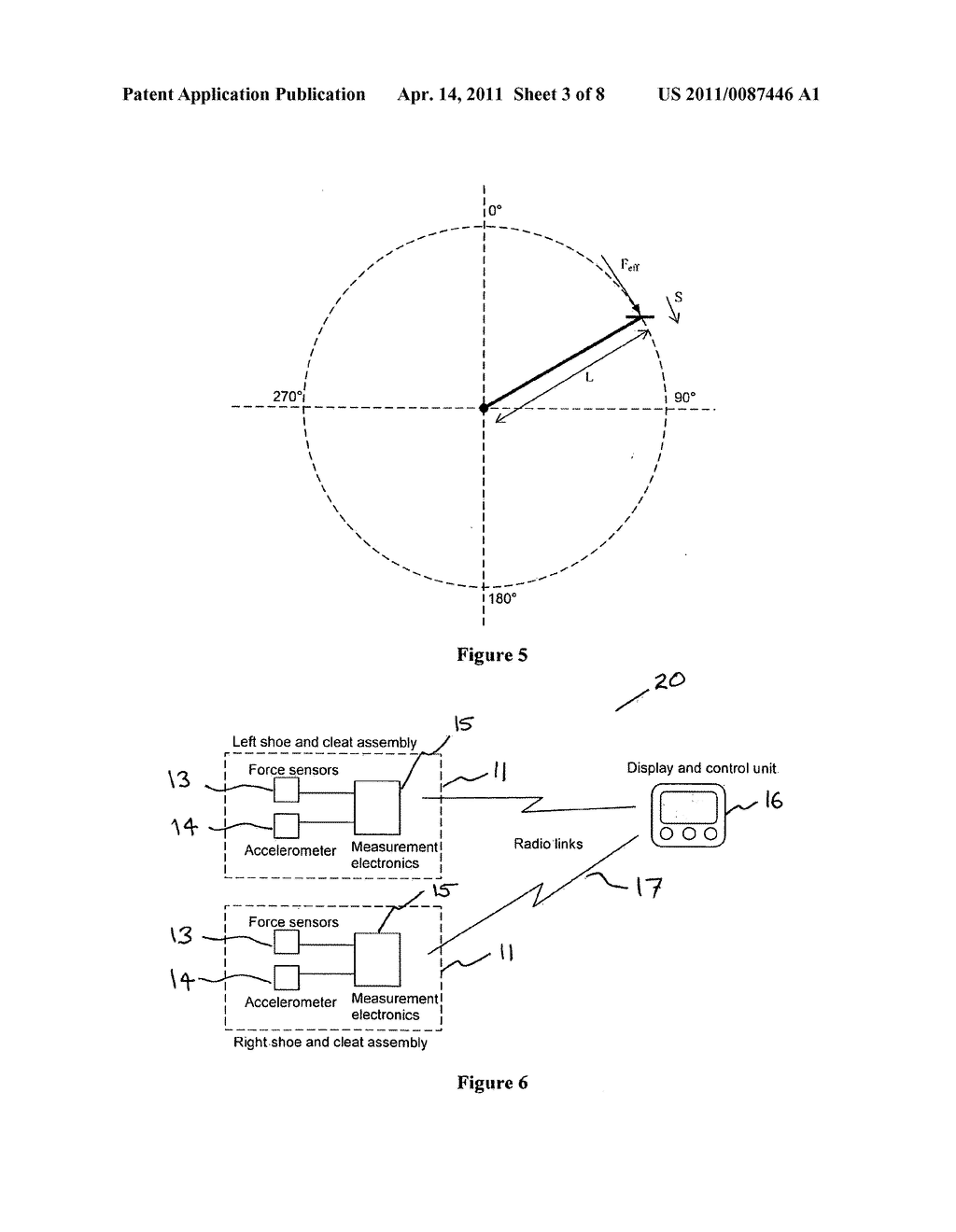 Device and Method for Measurement of Cycling Power Output - diagram, schematic, and image 04
