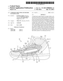 Composite Shoe Upper and Method of Making Same diagram and image