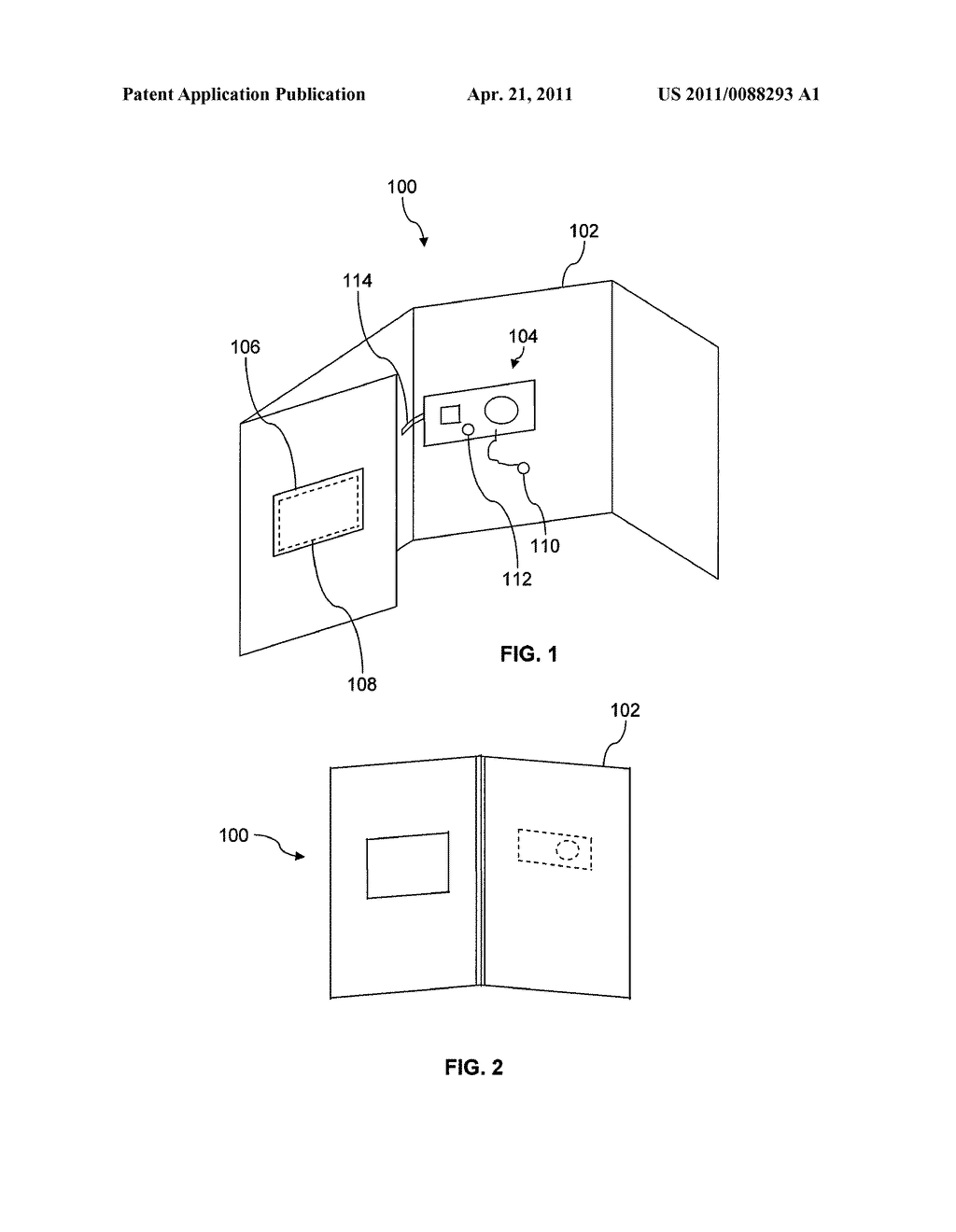 Greeting Card With Recordable Sound Module And Image Retaining