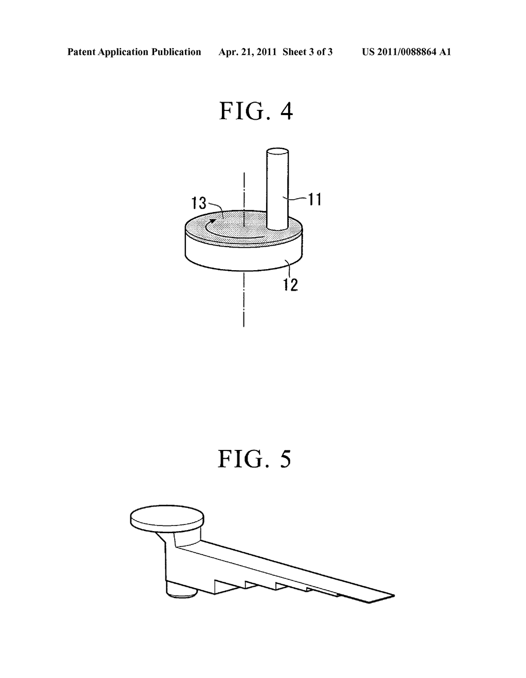 Method of Casting Semi-Liquid or Semi-Solid iron-Based Alloy and Die for Casting - diagram, schematic, and image 04