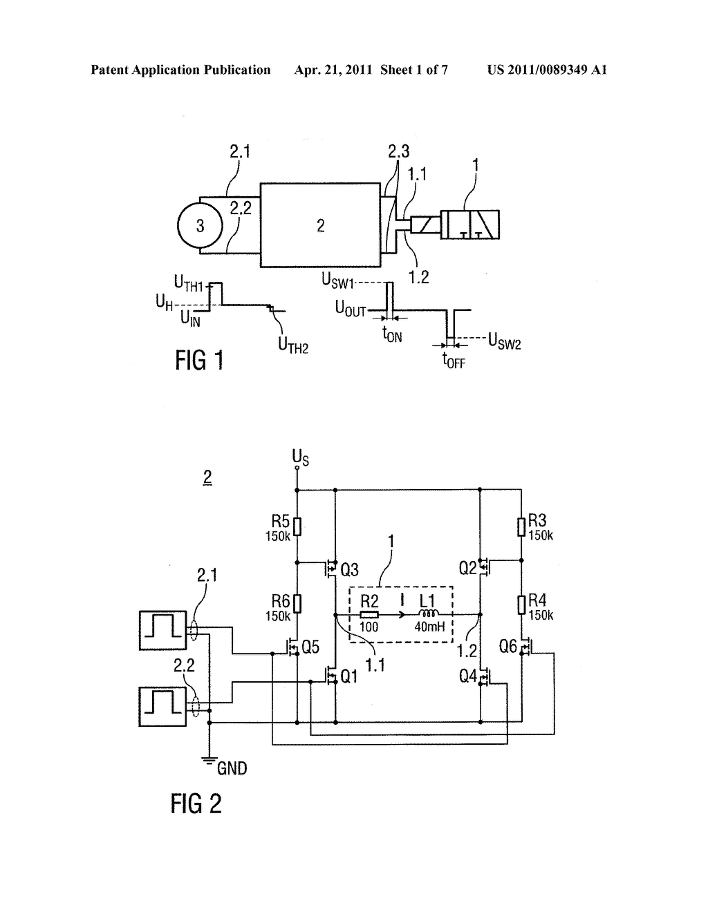 Electronic Adapter For Controlling A Bistable Valve Diagram Circuit Schematic And Image 02