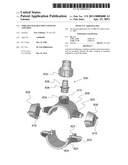 THREAD-LOCKABLE PIPE COUPLING ASSEMBLY diagram and image