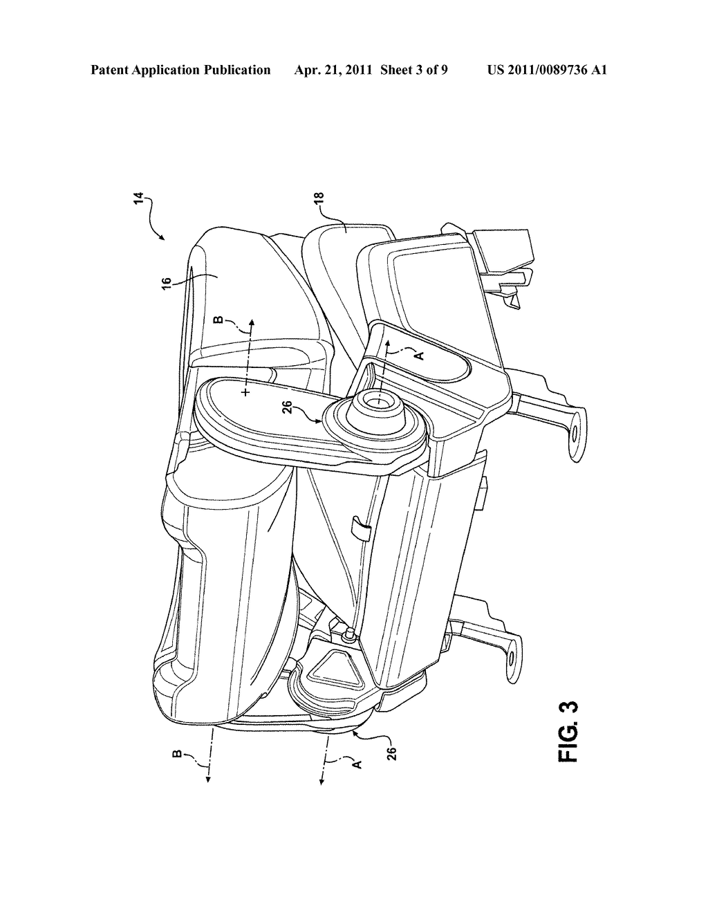 Seat Recliner Mechanism With Fold-Flat Feature - diagram, schematic, and image 04