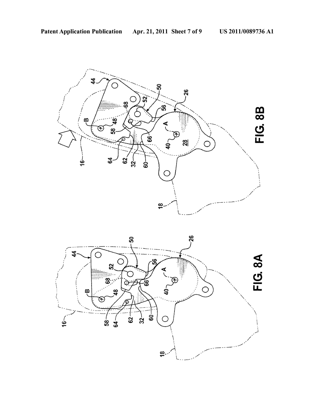 Seat Recliner Mechanism With Fold-Flat Feature - diagram, schematic, and image 08